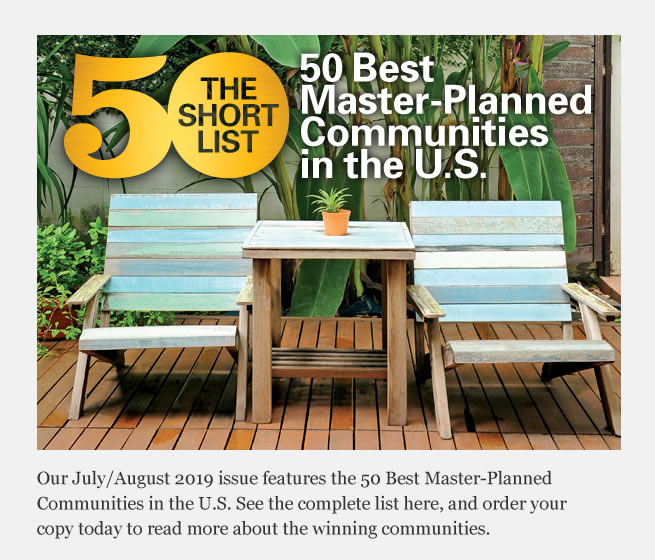 50 Best Master-Planned Communities in the US